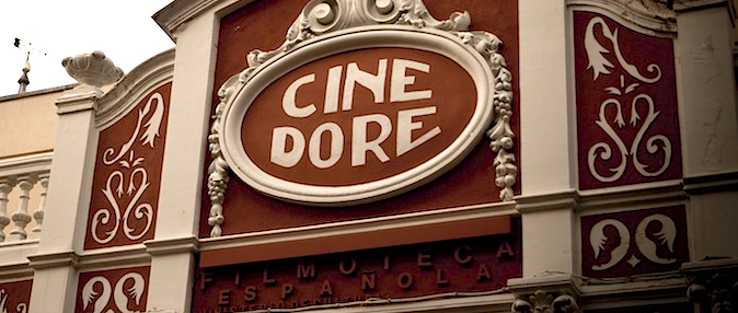 Filmoteca española, Madrid