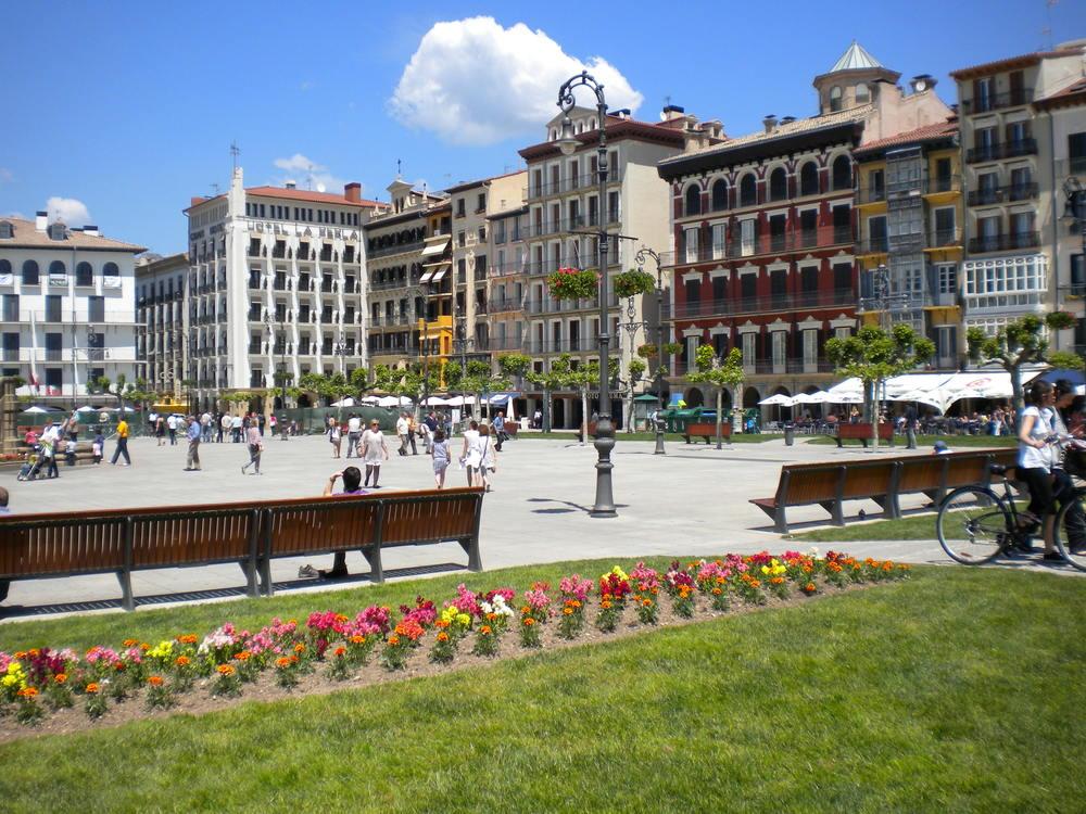 Plaza del Castillo, Pamplona/Iruña