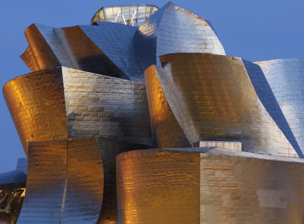 Museo Guggenheim, Bilbao, Vizaya
