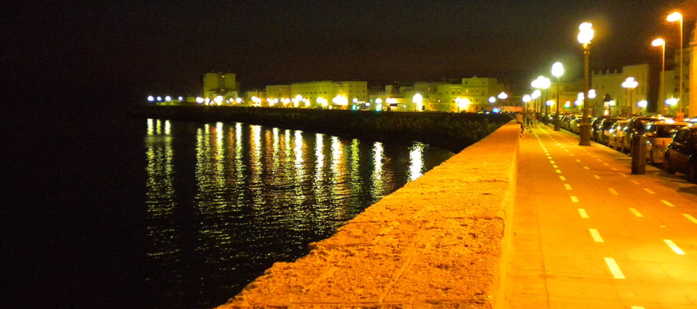 Avenida Campo del Sur, Cádiz