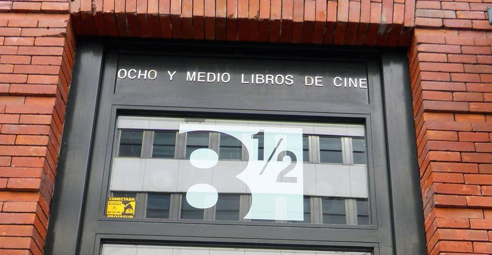 Librería Ocho y Medio, Madrid
