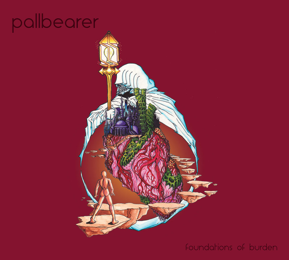 Pallbearer • Foundations of Burden