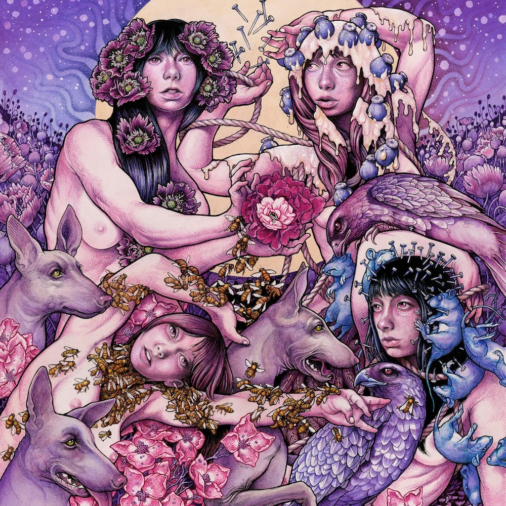 Baroness • Purple