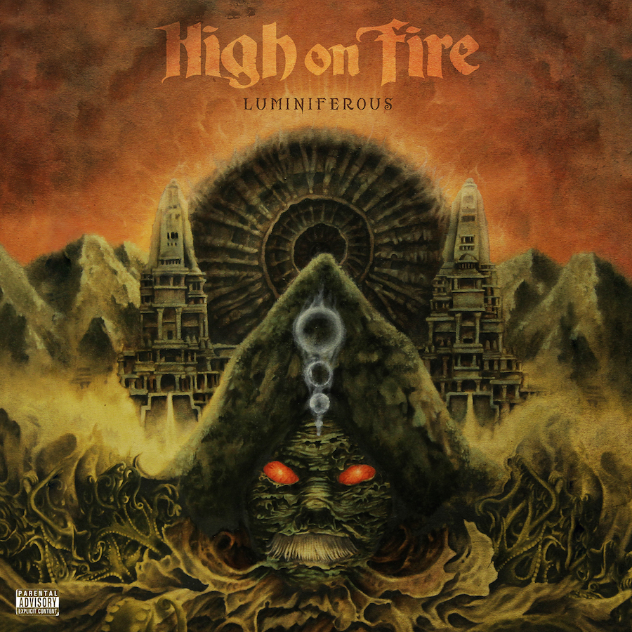 High on Fire • Luminiferous