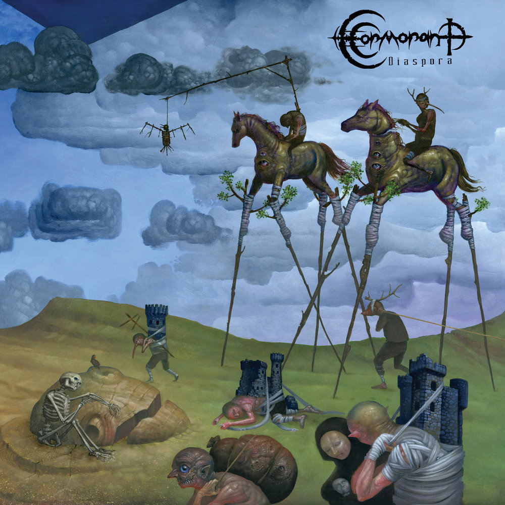 Cormorant • Diaspora