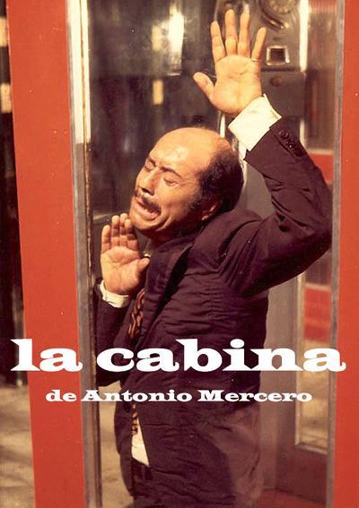 La cabina  (1972)