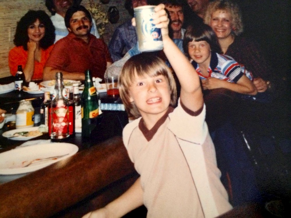 Obviously, I started early