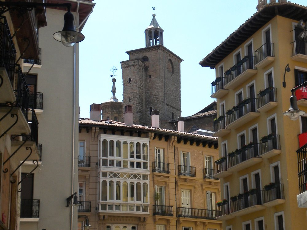 Plaza Consistorial, Pamplona/Iruña