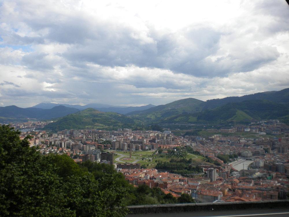 Bilbao/Bilbo, Vizcaya, Euskadi