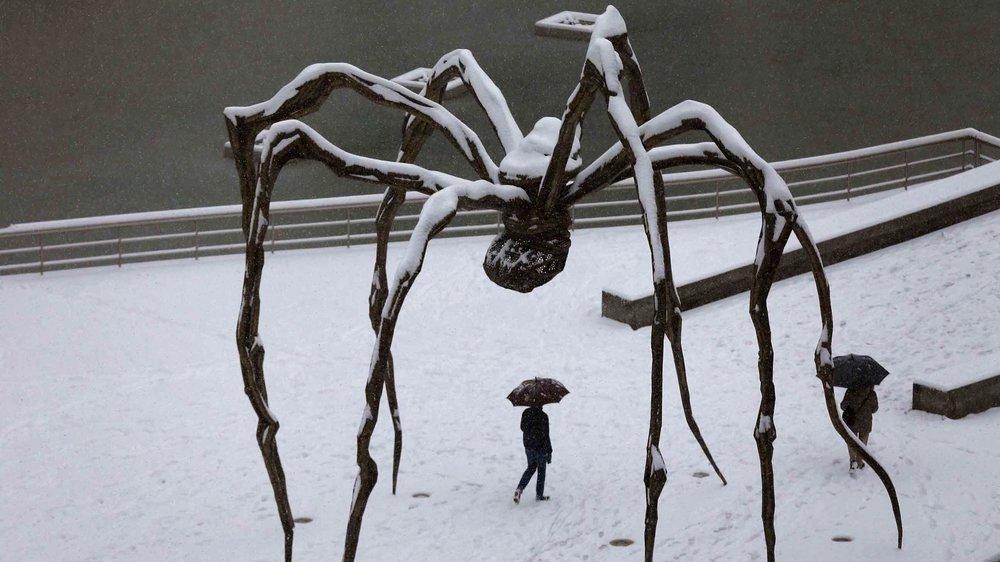 "Louise Bourgeois ""Maman"" Guggenheim Bilbao"