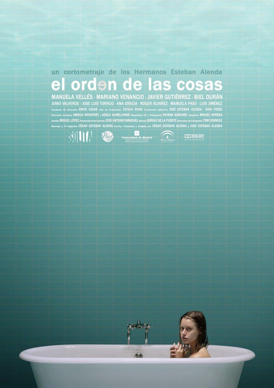 El orden de las cosas  (César y José Esteban Alenda 2010)