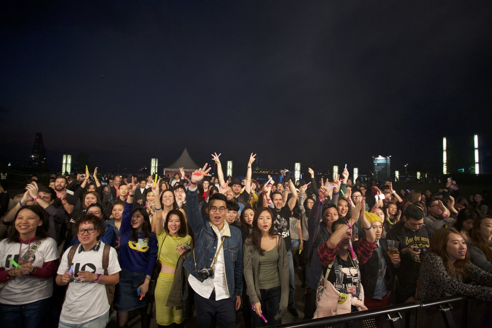 Listen to the LIVE Freestyle @ Clockenflap Music Festival - Just click +TheAnello