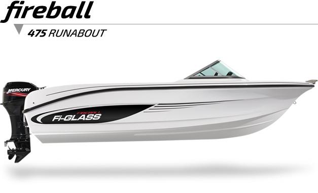 Fireball 475 Runabout