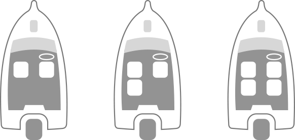 Cavalier Configurations