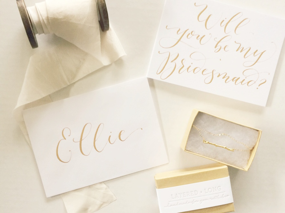 Boxwood Avenue | Gift Ideas for Bridesmaids