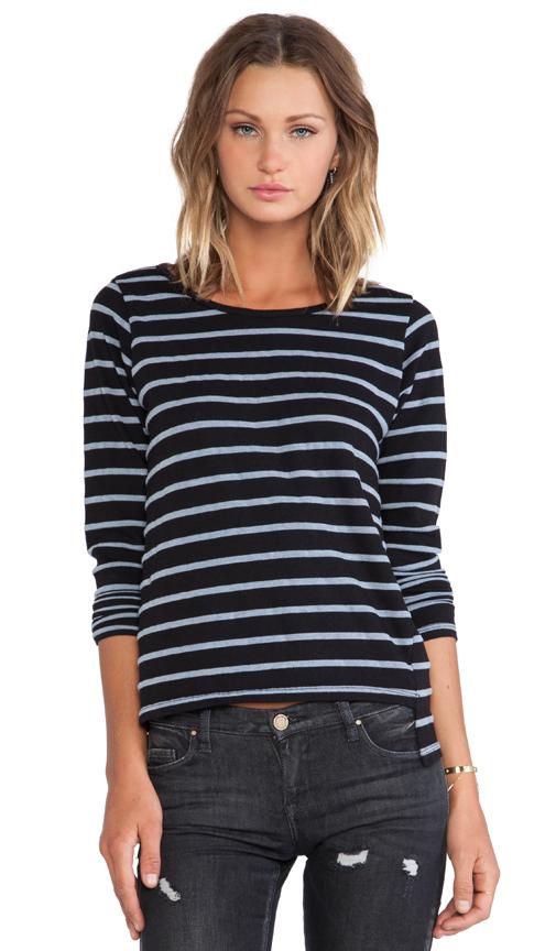Monrow Striped Top -
