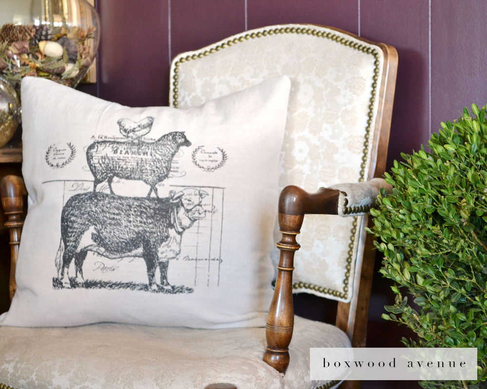 Boxwood Avenue | TAP Paper Tips and Tricks Transfer Method - Print onto Fabric DIY