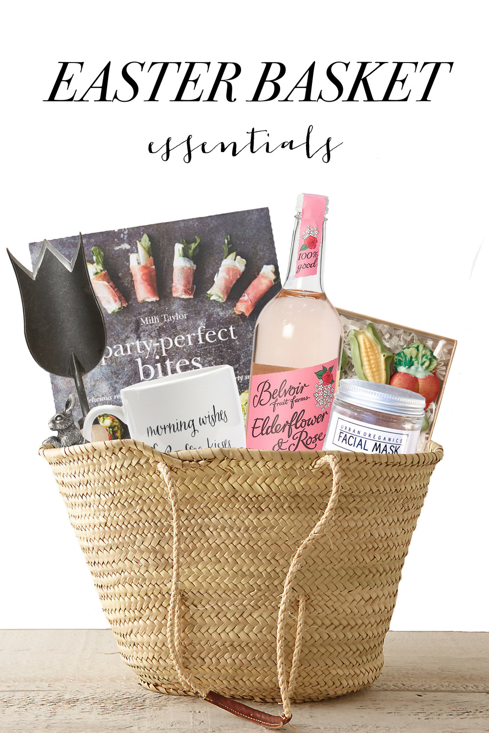 Easter Basket Essentials for Her | Boxwood Avenue