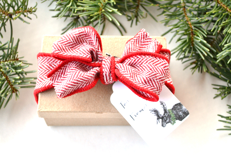 Boxwood Avenue | Free Christmas Gift Tags