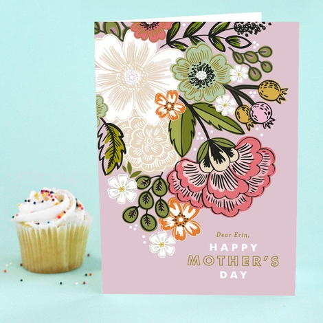 Mother's Day with Minted | Boxwood Avenue