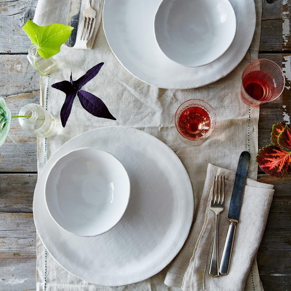 Handmade Porcelain Plates