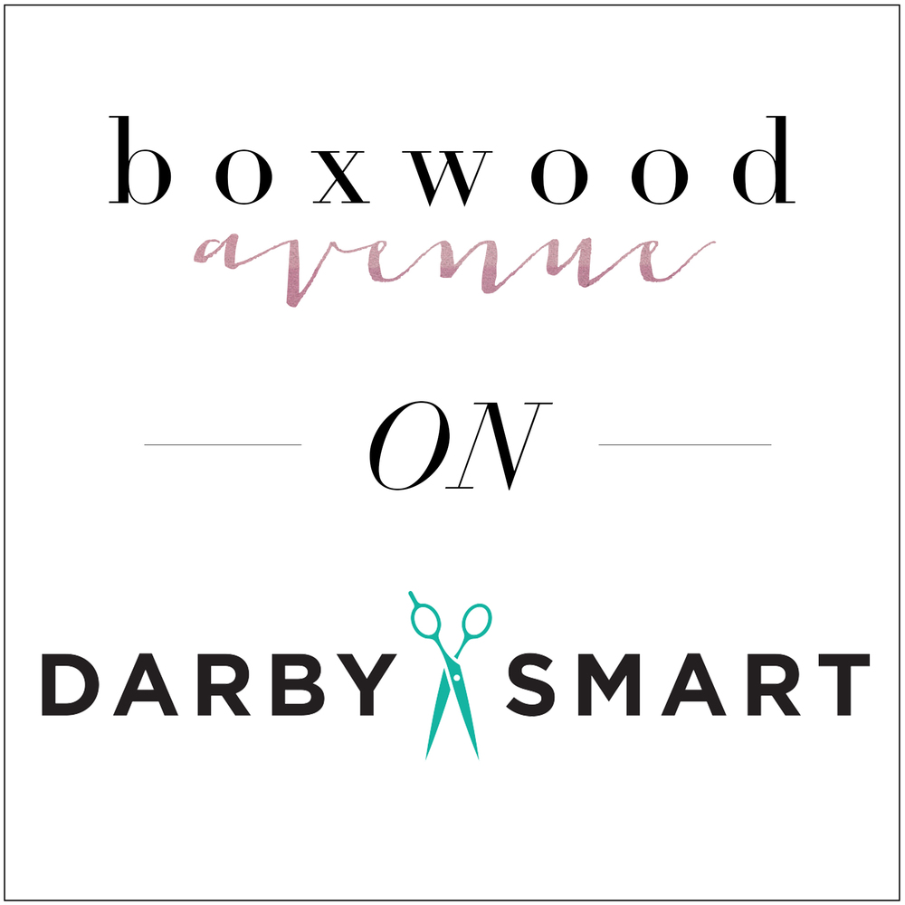 Boxwood Avenue On Darby Smart
