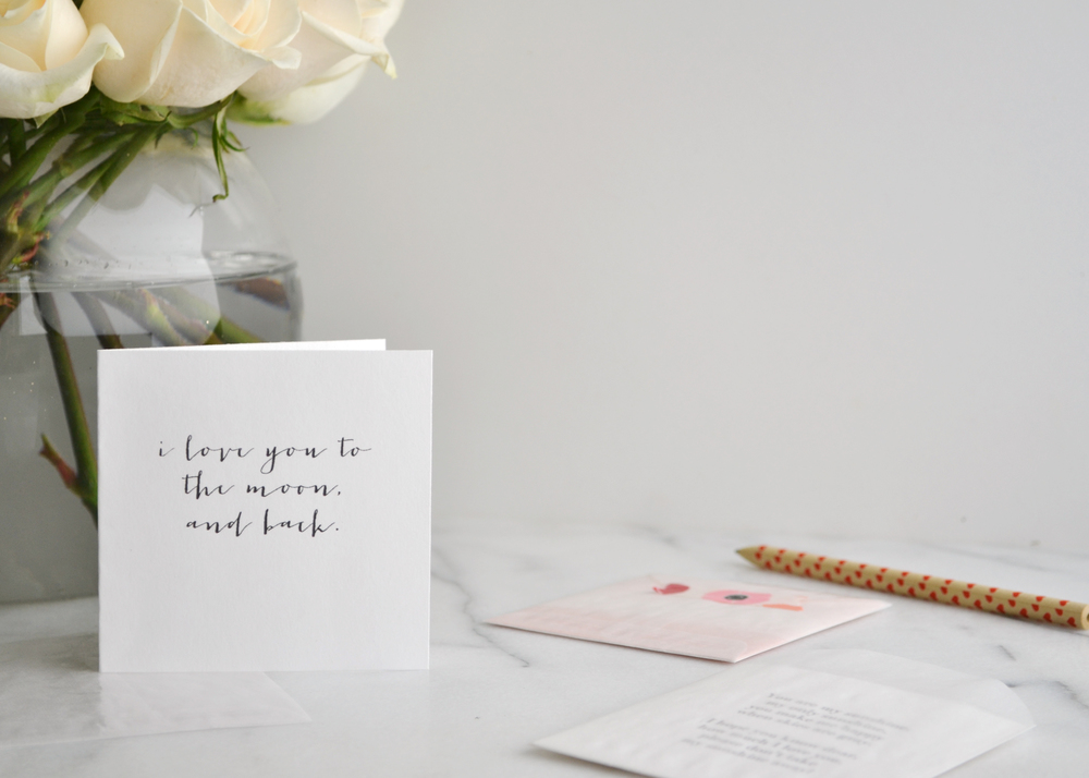 DIY Love Notes | Boxwood Avenue