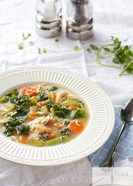 Four amazing kale soup recipes!