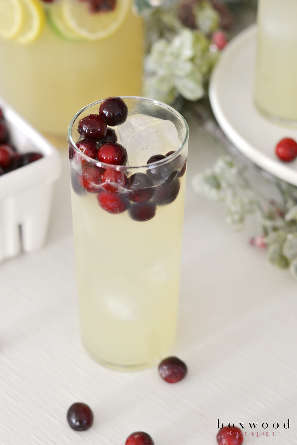 Easy recipe to remember for parties - from boxwoodavenue.com
