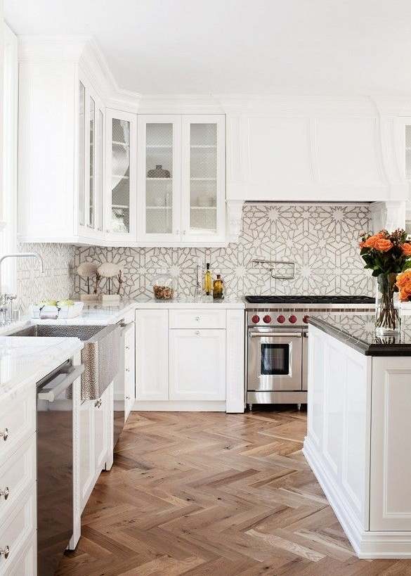 Amazing patterned & cement tile inspiration [Joe Schmelzer | Kishani Perera]