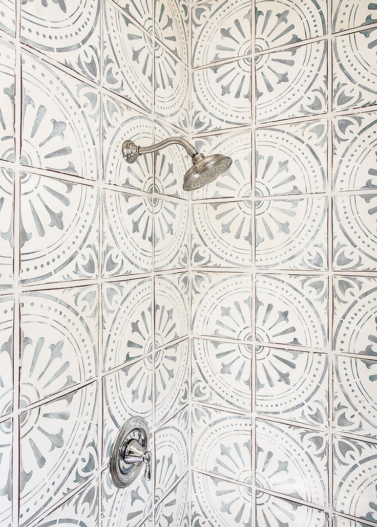 Amazing patterned & cement tile inspiration