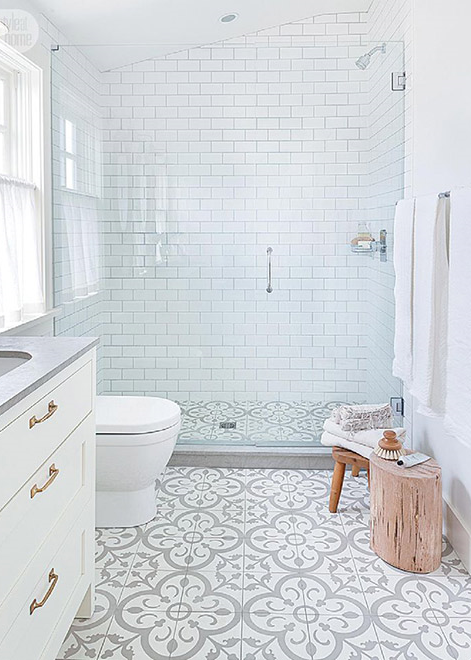 Amazing patterned & cement tile inspiration [Barry Calhoun]