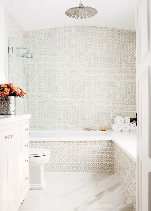 Amazing patterned & cement tile inspiration [Sabra Lattos | Irene Lovett]