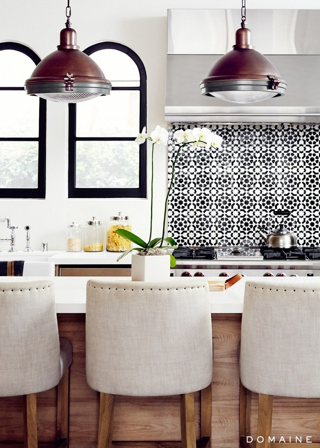 Amazing patterned & cement tile inspiration [Christopher Patey | Estee Stanley]