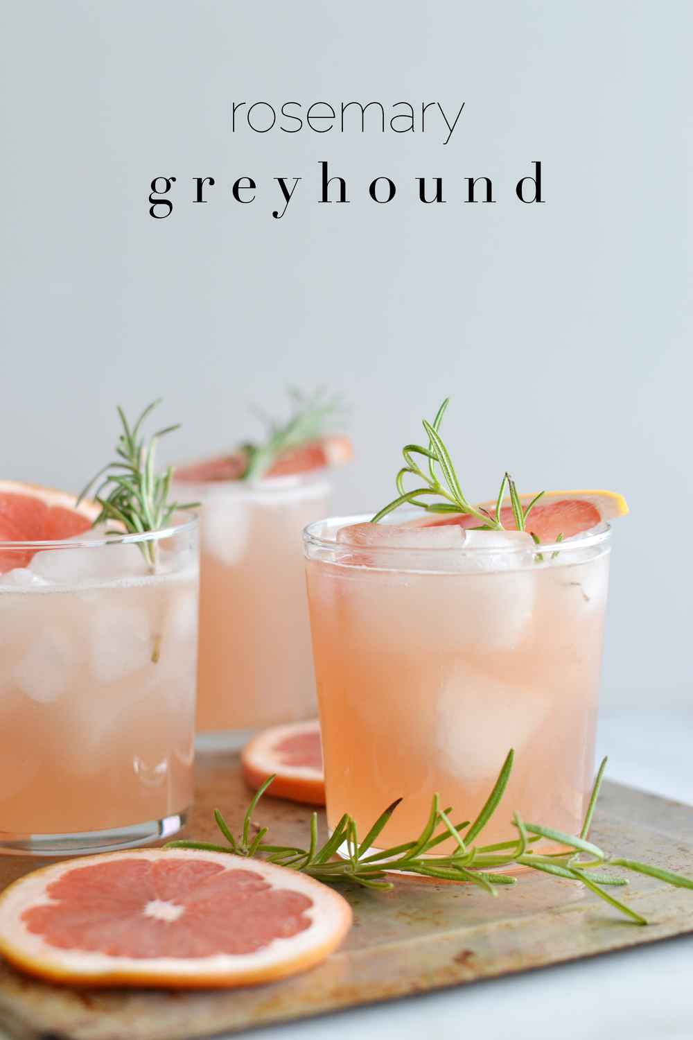 Rosemary Greyhound — Boxwood Avenue