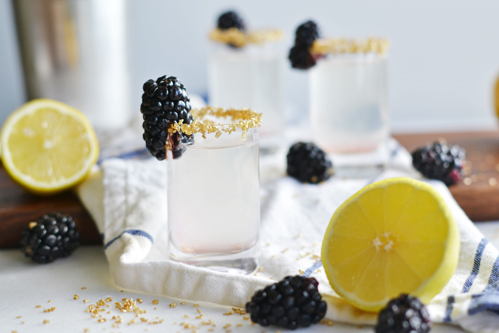 St. Germain shots - fun party idea! boxwoodavenue.com