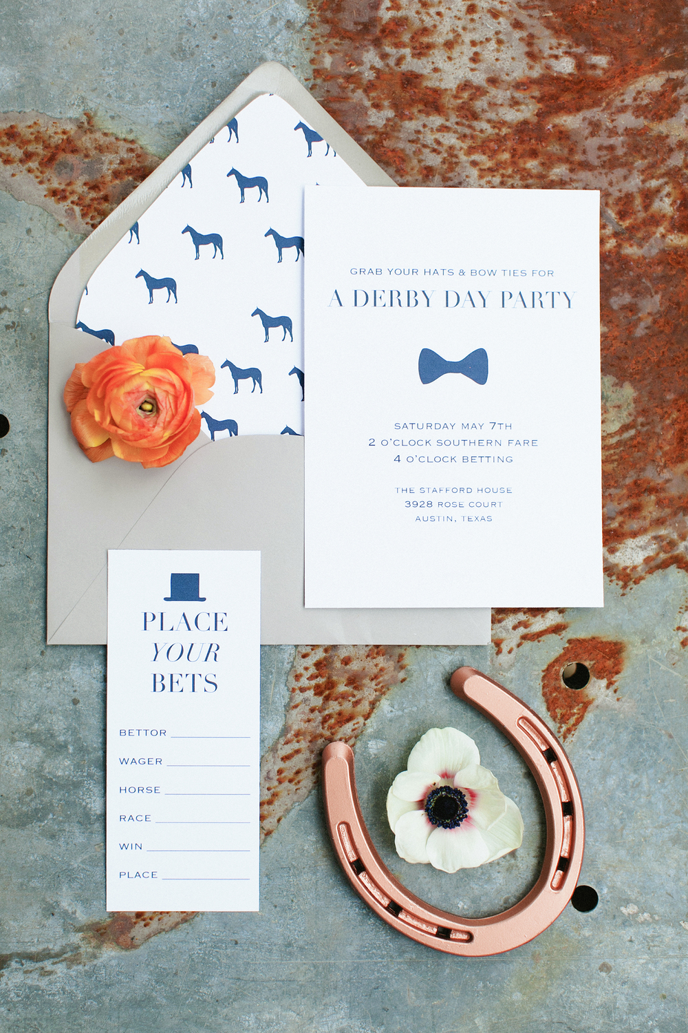 Cute free download for Derby party from boxwoodavenue.com [milou + olin photography]