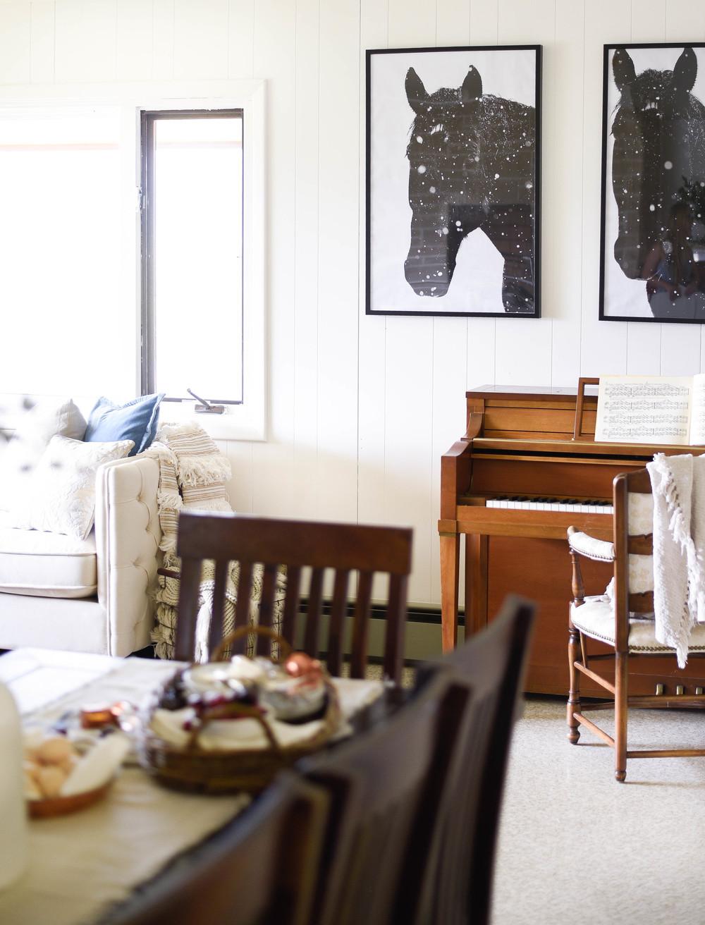 DIY large print frames from ikea | boxwoodavenue.com | rachel l'antigua photography