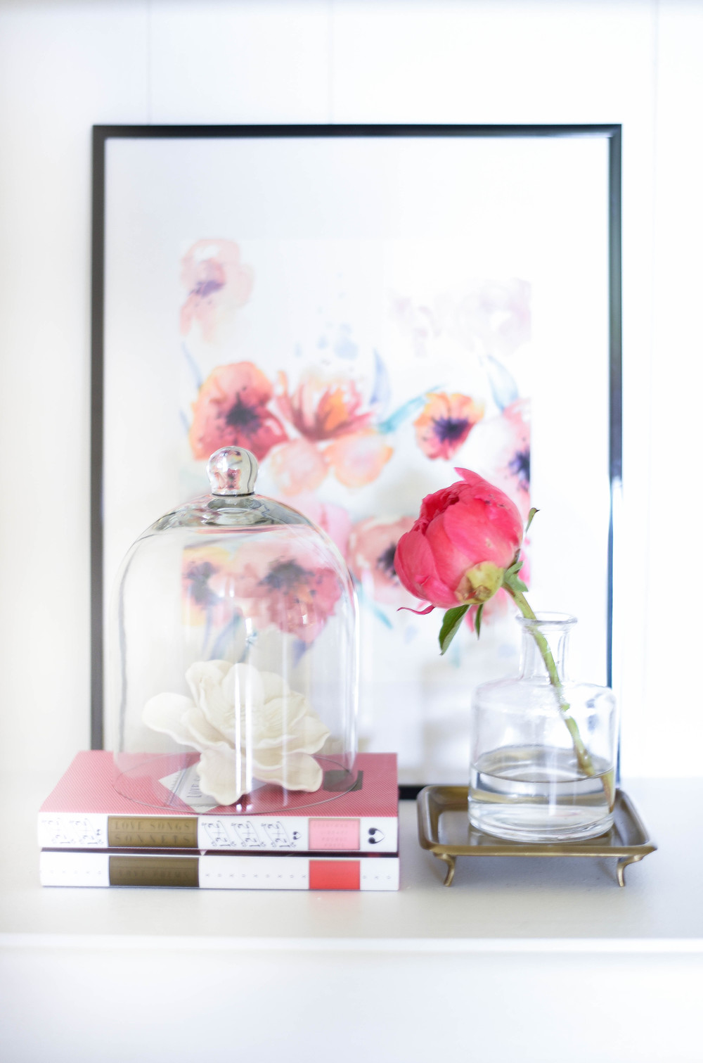 shelf styling | boxwoodavenue.com | rachel l'antigua photography
