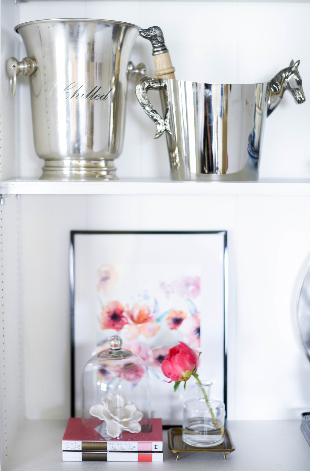 shelf styling | boxwoodavenue.com | rachel l'antigua photography
