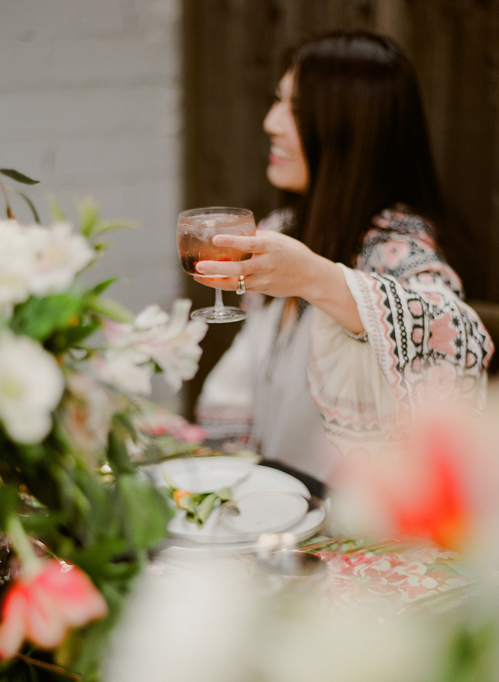 Party planning made easy with effortless outdoor entertaining tips form boxwoodavenue.com | kevin chin photography
