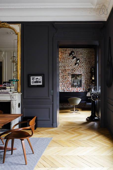 French Apartment | Turbulences-Deco