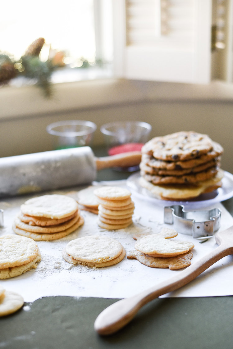 Christmas Cookie Exchange with Chinet® Cut Crystal® — Boxwood Avenue