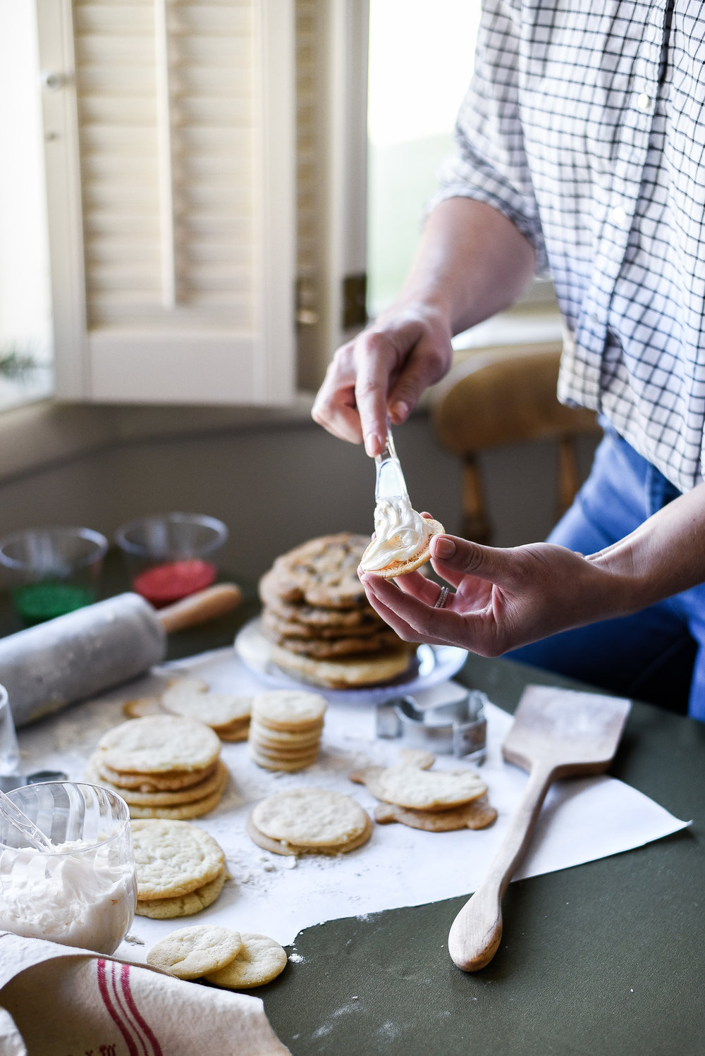 Holiday Christmas Cookies | boxwoodavenue.com
