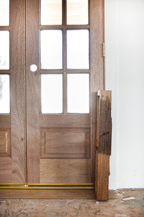 Wood French Doors To Paint Or Not Boxwood Avenue