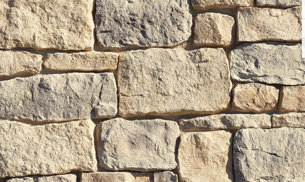 Stone Veneer for Fireplace from Eldorado Stone