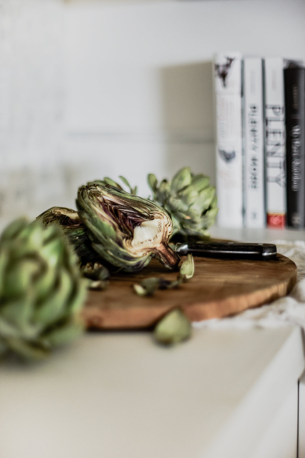 how to grow your own artichokes | beautiful photography | boxwoodavenue.com