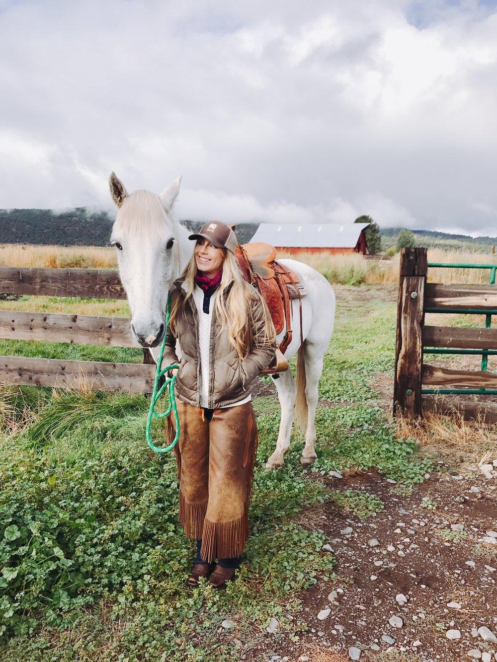 Western lifestyle horses | boxwoodavenue.com