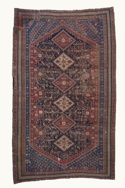 Where to buy vintage rugs | boxwoodavenue.com