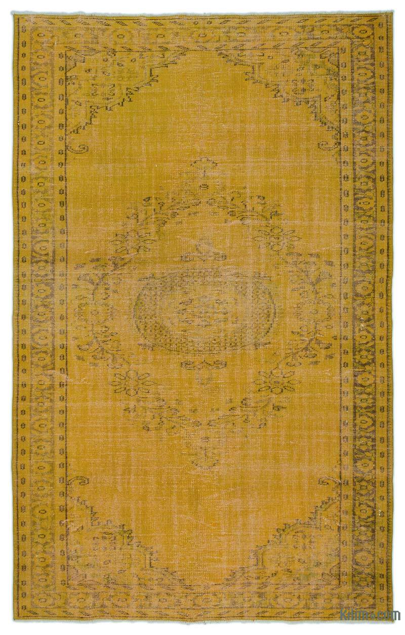 Vintage area rugs from Morocco, Persia, Turkey | boxwoodavenue.com